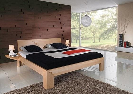 Postele z masivu pro zdravý spánek nic nenahradí