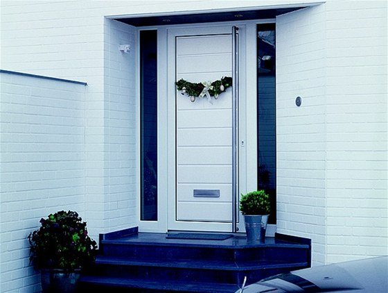 Vchodové dveře – vizitka každého domova1