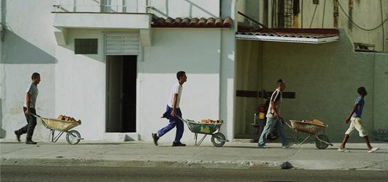Z filmu 7 dní v Havaně