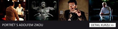 Portrét s Adolfem Zikou