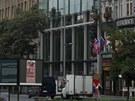 Palác Diamant na Václavském náměstí.