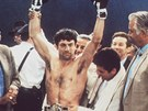 Role boxera La Motty prověřila fyzickou kondici Roberta De Nira.