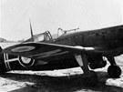 Ve Francii Fajtl létal také na strojích Morane-Saulnier M.S.406. Letoun měl reputaci odolné a dobře manévrující stíhačky, která ale na své protivníky na nebi, zejména messerschmittty Bf-109, nestačila výkonem ani výzbrojí.