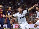 REAL VEDE 1:0. Cristiano Ronaldo z Realu Madrid se v 55. minut� raduje ze sv�