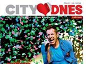 Tituln� strana Magaz�nu CITY DNES na z��� 2012