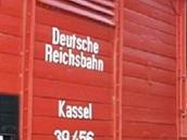 Vlak Lustig v Kolíně
