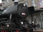 Vlak Lustig v Praze