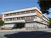 Hotel Podhoran v centru Byst�ice pod Host�nem.
