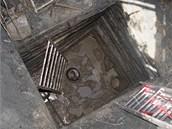 Archeologové vyzvedávali o víkendu nedaleko někdejšího hradu Tepenec u Jívové