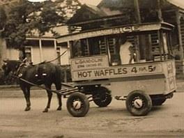 Pojízdné restaurace mají ve Státech dlouhou tradici.