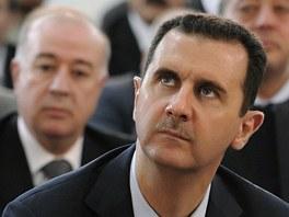 Syrský prezident Bašár Asad prohlásil, že zahraničnímu spiknutí země nepodlehne.