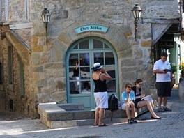 Uprostřed Carcassonne objevíte spoustu romantických zákoutí.