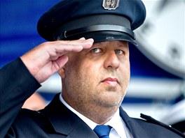 Policejn� prezident Petr Lessy