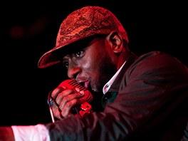 Mos Def na Hip Hop Kempu v Hradci Kálové (18. 8. 2012)