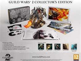 Guild Wars 2 - obsah sběratelské verze