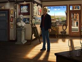 Broken Sword 5 - vznik herních pozadí