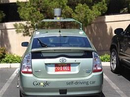 Jak svět vidí automatické auto Google