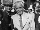 Mu�, kter� to vymyslel. Henri Desgrange na sn�mku z roku 1932
