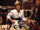 Fotografie, kterou 23. srpna zve�ejnil Jagger na sv�mu twitterov�m ��tu...
