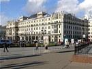 Prodej hotelu je součástí privatizačního plánu vedení Moskvy. Vítězná cena byla