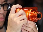 Galaxy Camera - fotoaparát s GSM modulem