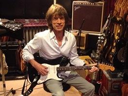 Fotografie, kterou 23. srpna zveřejnil Jagger na svému twitterovém účtu...