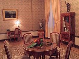 Na hotel Metropol vzpomínal i první československý prezident T. G. Masaryk v