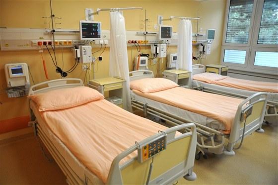 nadstandardní pokoje - Moderní porodnice městské nemocnice v Ostravě