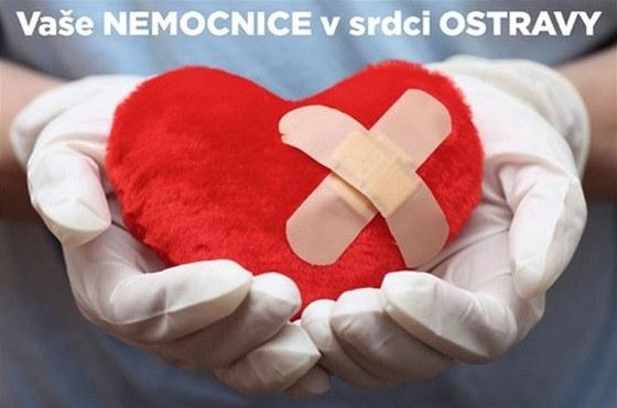 M�stsk� nemocnice Ostrava  logo