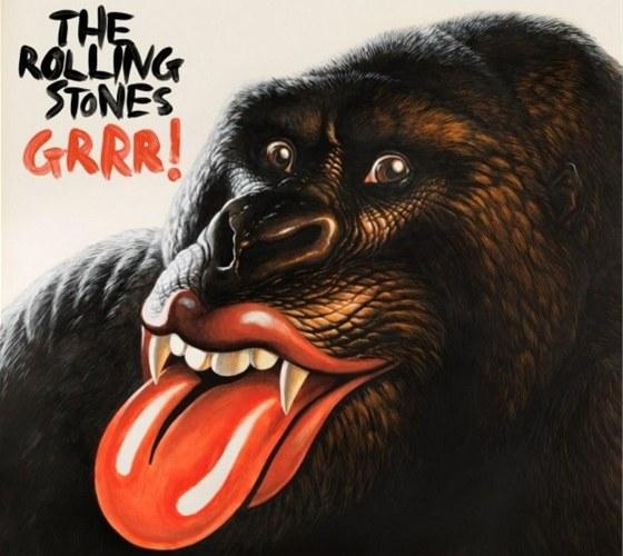 The Rolling Stones: Grrr! (obal alba)