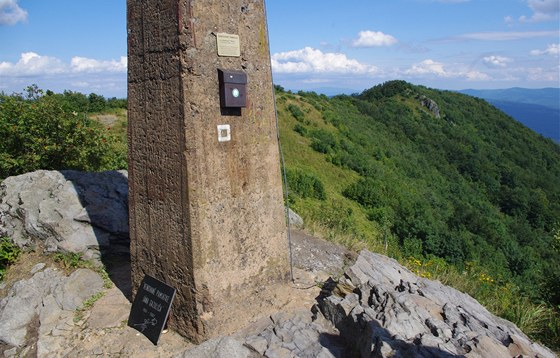 Na vrcholu Vihorlatu