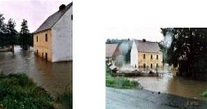 OBRETA povodně