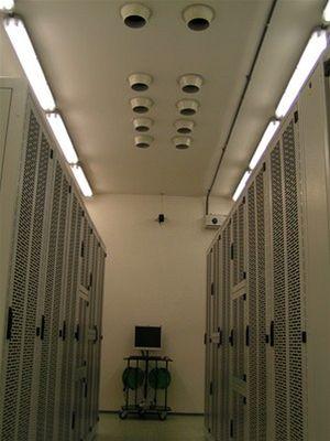 Datové centrum společnosti Coolhousing