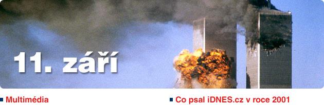 Desáté výročí teroristických útoků             na USA
