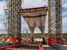 Nový most bude součástí městského okruhu.