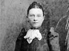 Autor John Morris tvrdí, že Jackem Rozparovačem byla ve skutečnosti Lizzie...
