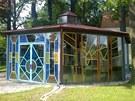Nov� Pavil�n um�n� podle architekta Davida V�vry m� tvar osmihranu