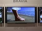 Sony už letos do Česka přiveze 84palcovou UD OLED televizi.