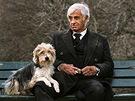 Jean Paul Belmondo ve filmu Muž a jeho pes