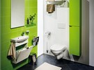 Tigo, novinka od výrobce Jika určená nejen pro malé koupelny (návrh arch.