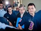 U M�stsk�ho soudu v Praze za�al soud s Jaroslavem Bart�kem podez�el�m ze