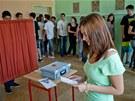 Na Gymnáziu Františka Palackého v Neratovicích se uskutečnily studentské volby