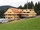 Montovan� domy z celod�ev�n�ch panel�
