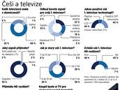 Češi a televize