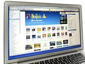 Knihovna iTunes je čistě digitální (ilustrační snímek)