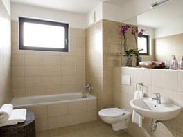 Rezidence ��movka - koupelna