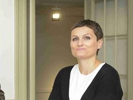 Ředitelka Pražského domu v Bruselu, Ing. Lucie Čadilová, může být s přípravou