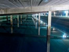 Voda pro Prahu - rezervo�r Jesenice ve Vestci
