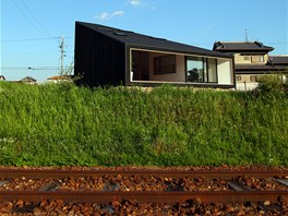 D�m ve m�st� Toyota v japonsk� prefektu�e Aj�i vytvo�ilo m�stn� studio...