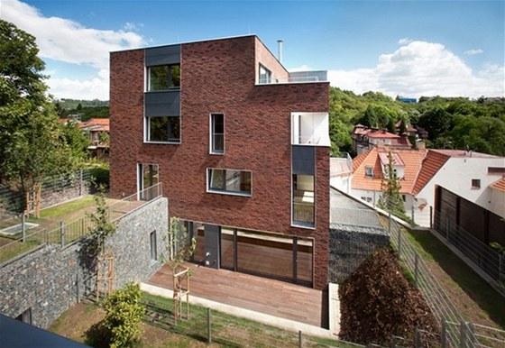 Nové byty v Praze. Rezidence Pod Bertramkou – připraveno k nastěhování